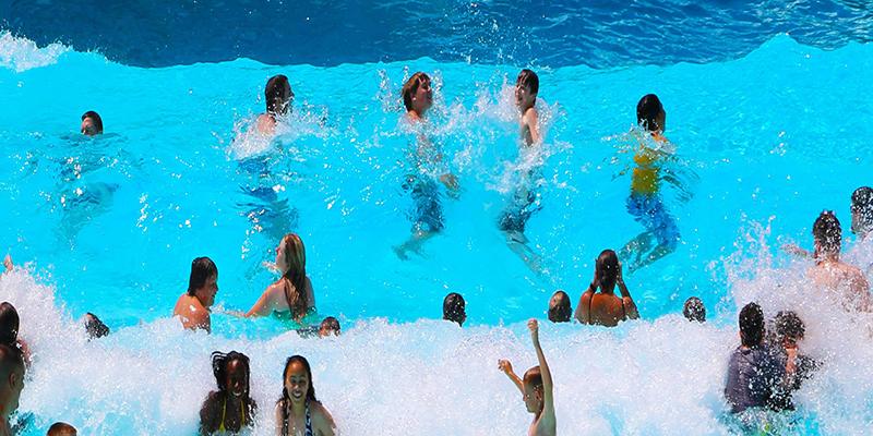 ADG wave generation wave pool kentucky kingdom
