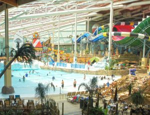 Indoor Aquatopia Waterpark at Camelback Mountain Resort
