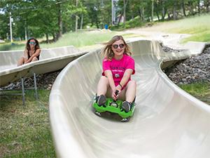 Mountain Slide alpine slide
