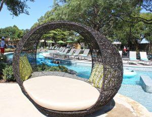 Resort Waterfront Hilton Anatole Lounge