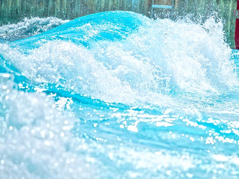 Wave Pool Design Wavetek 174 Wave Generation