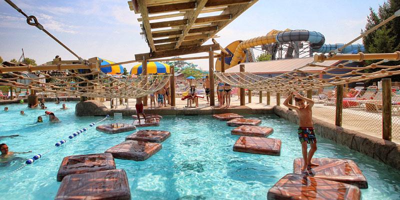 Columbus Zoo Baboon Lagoon