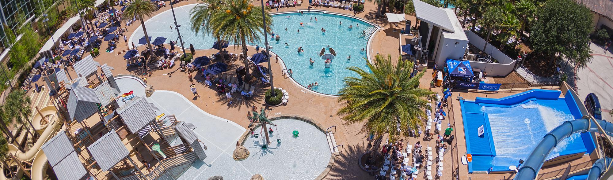 Waterfront Design | Resort Pool Design