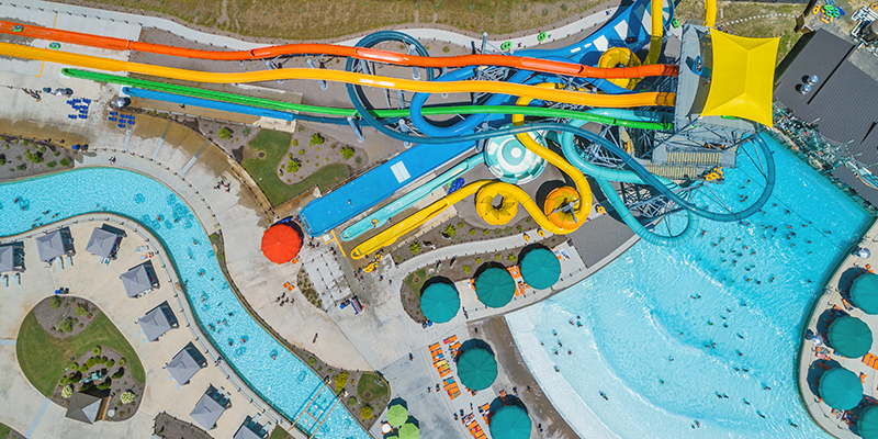 ADG designs and builds water parks