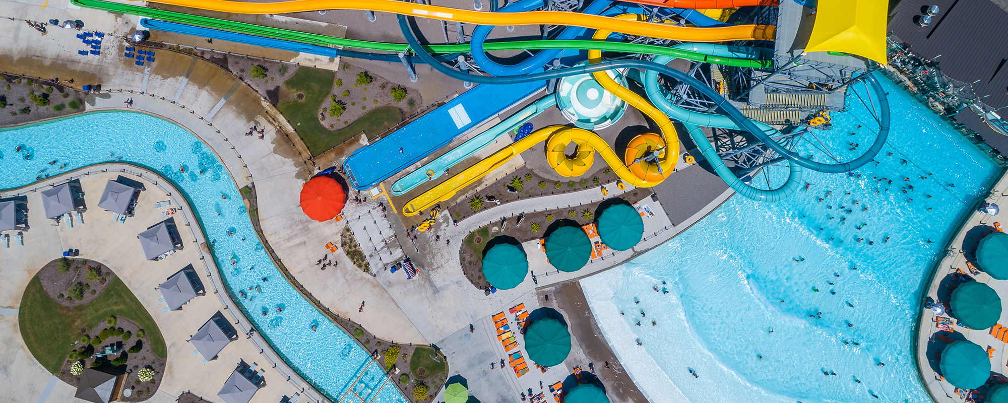 water park overview