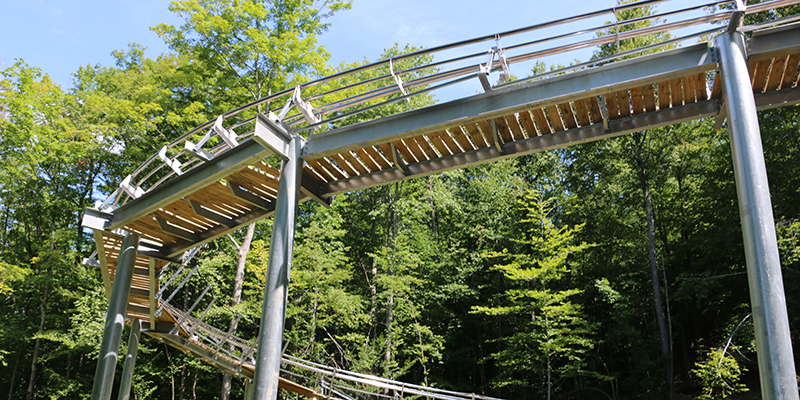 Berkshire East Mountain Coaster
