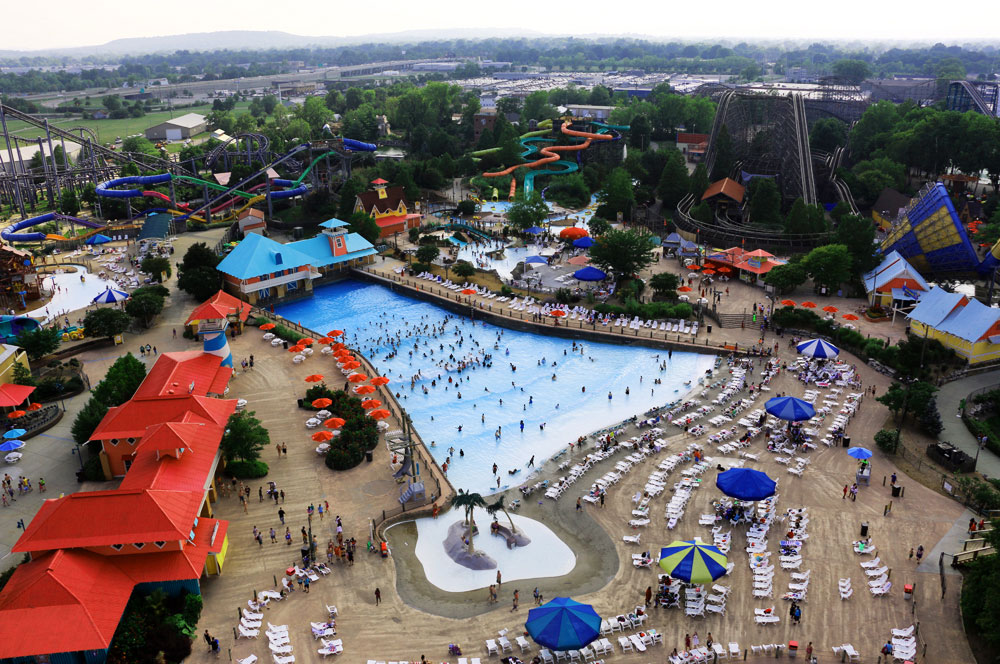 Kentucky Kingdom Hurricane Bay