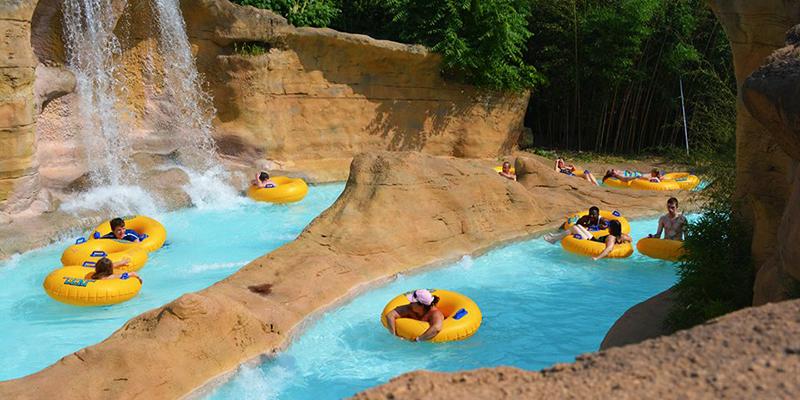 Kentucky Kingdom_River