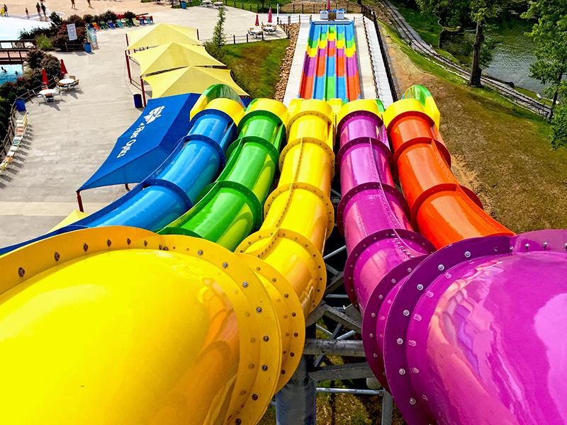 Lake Winnie Slides