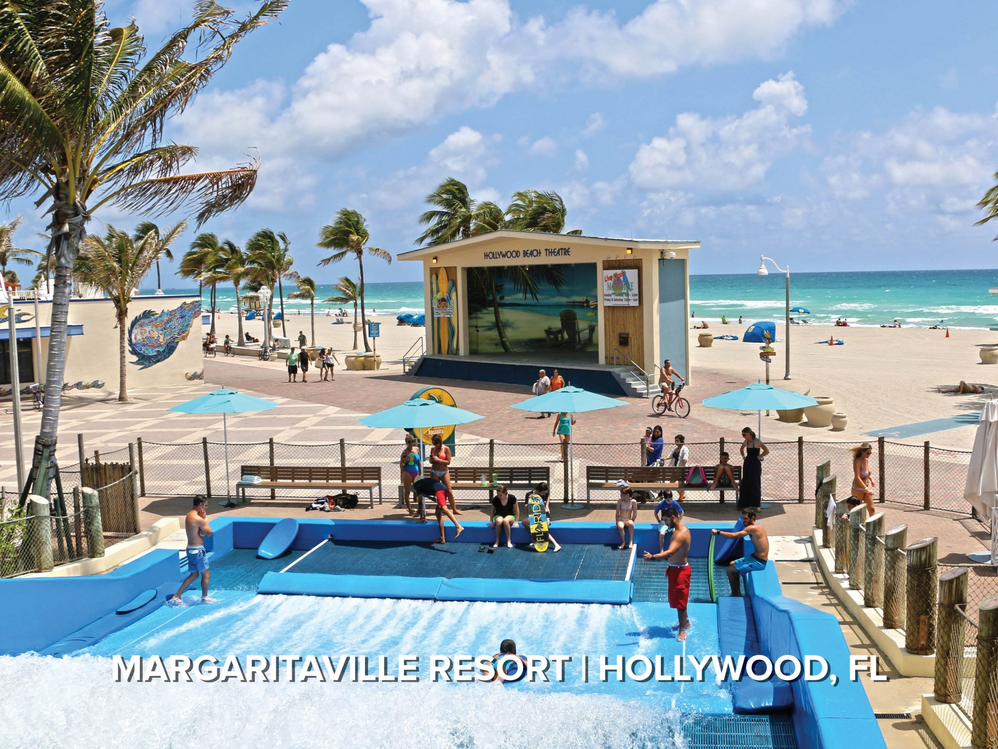 Magaritaville Beach Resort