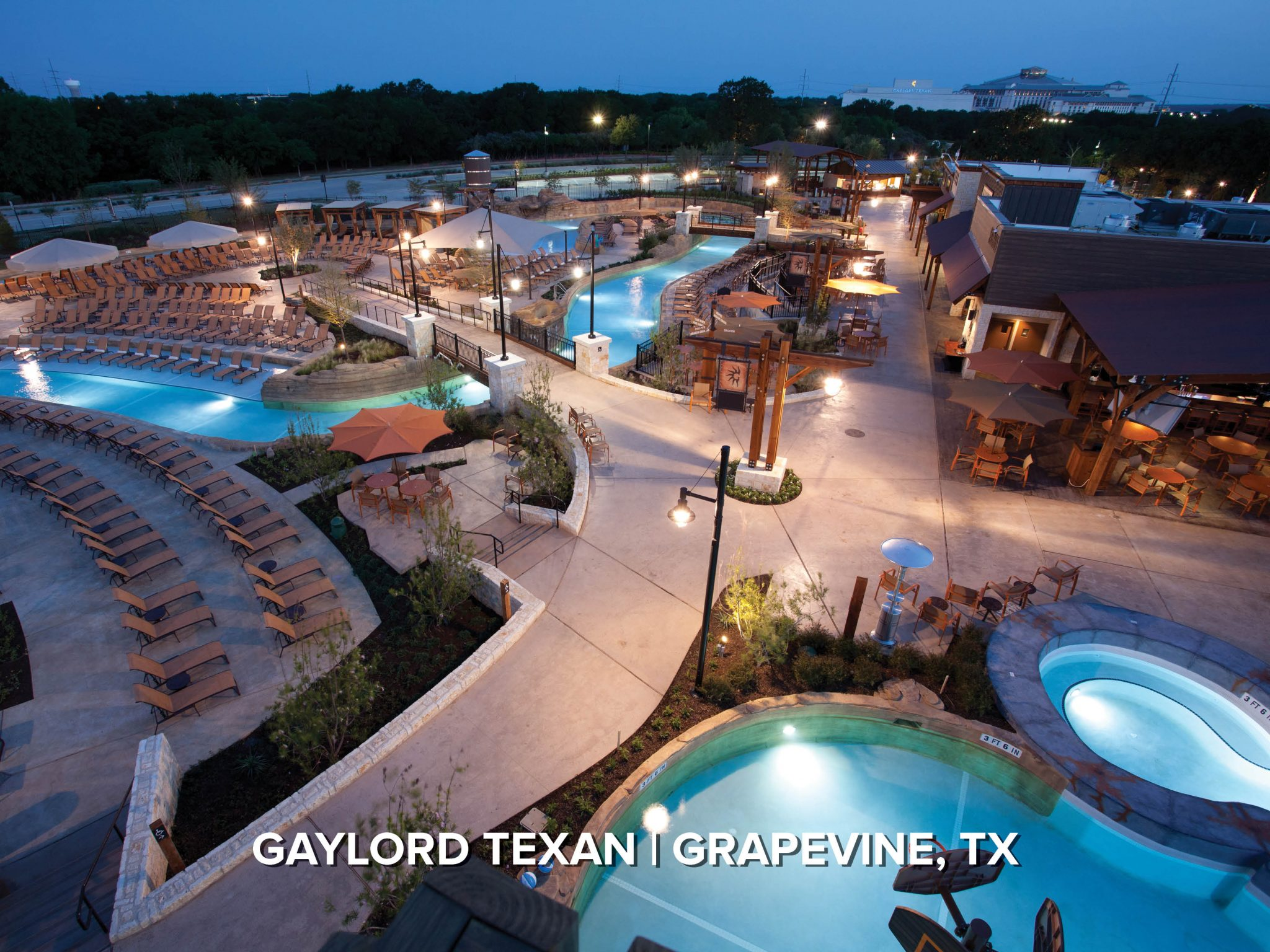 Gaylord Texan