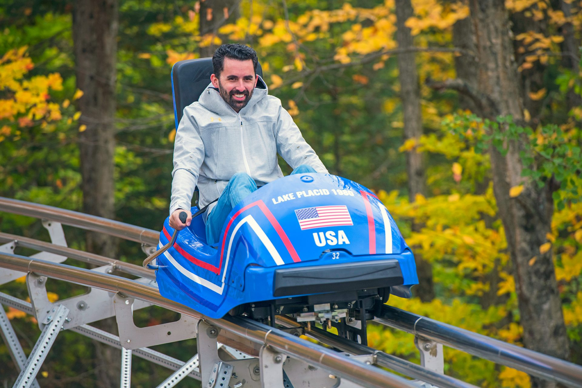 NORTH AMERICA'S LONGEST MOUNTAIN COASTER BY ADG IS NOW OPEN!