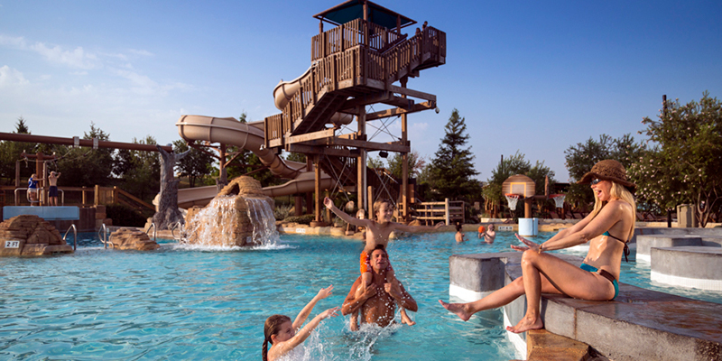 Gaylord Texan_ Activity Pool