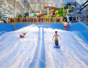 Indoor Waterpark FlowRider