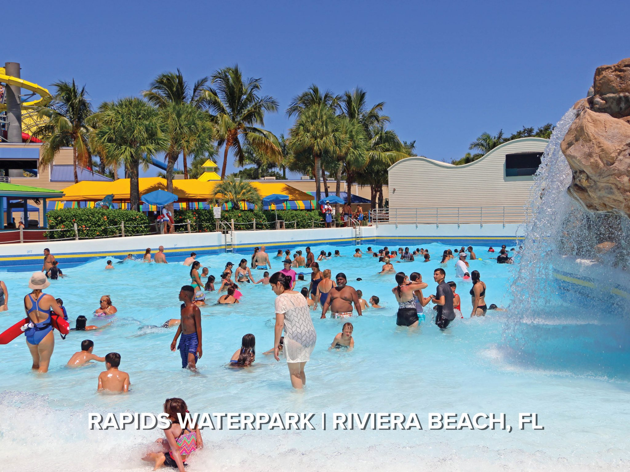 rapids waterpark