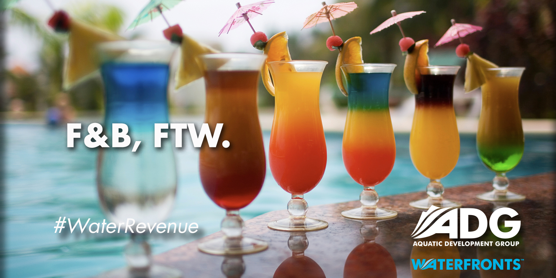 Resort Waterfront Food and Beverage