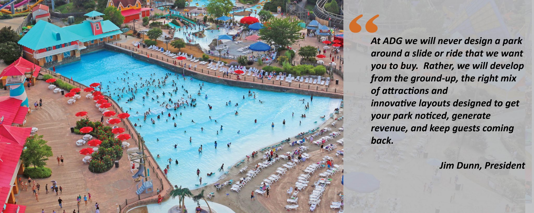 water park quotation