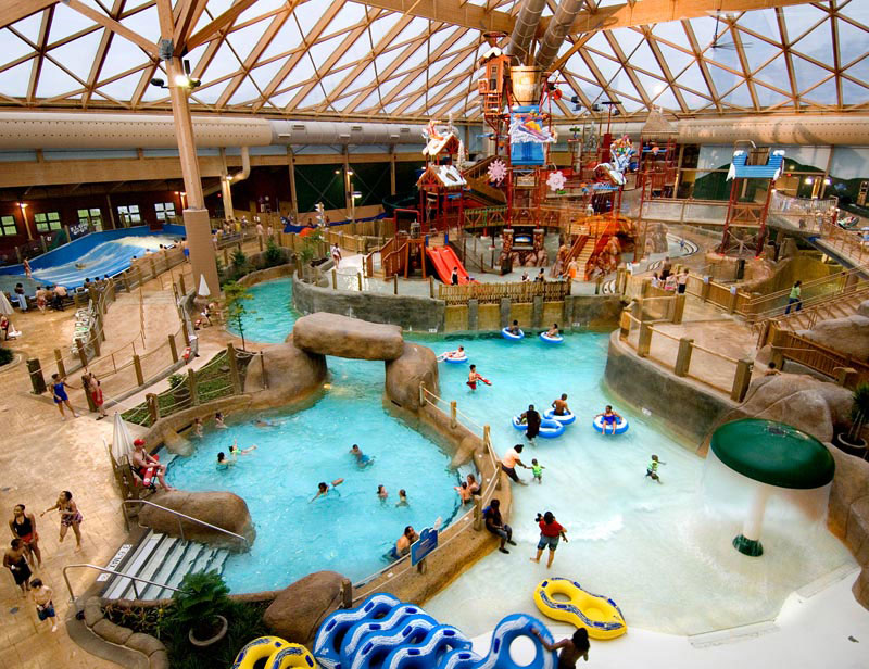 Aqua Parks Water And Hotels With Waterslides