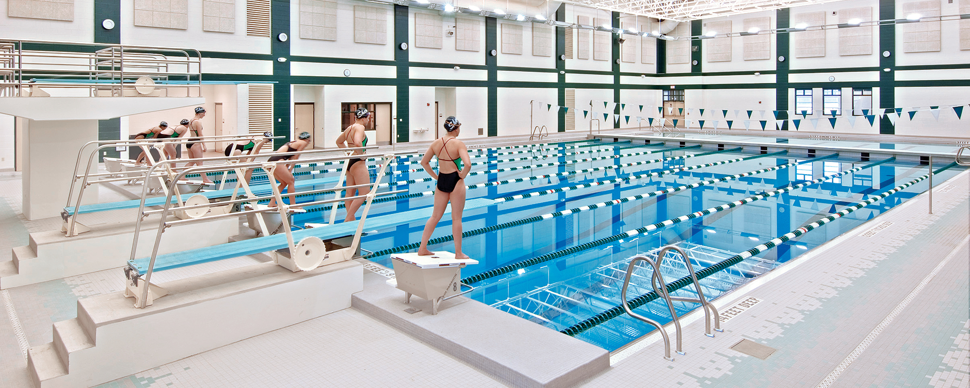 commercial pool bulkhead