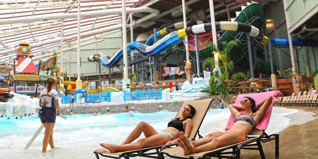 Aquatopia Indoor Water park Texlon