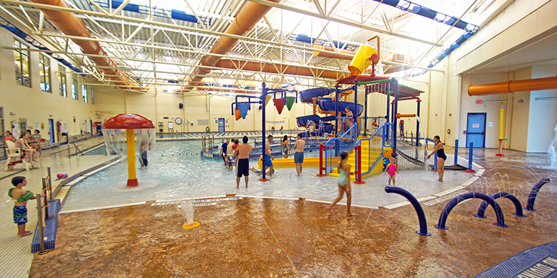 Ciccotti Aquatic Center