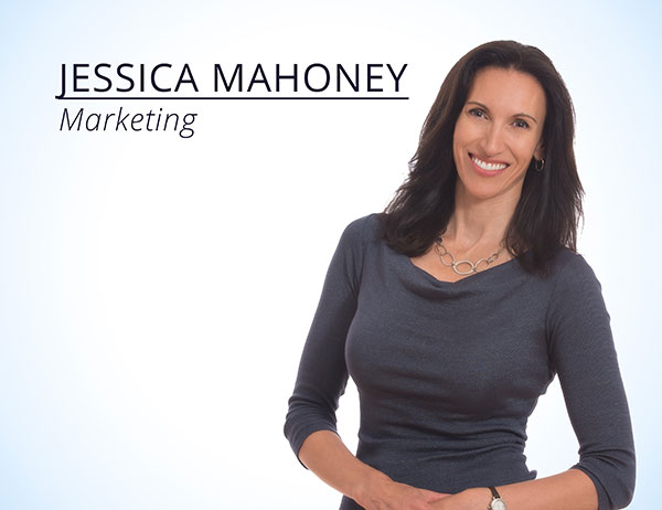 Jessica Mahoney : Marketing