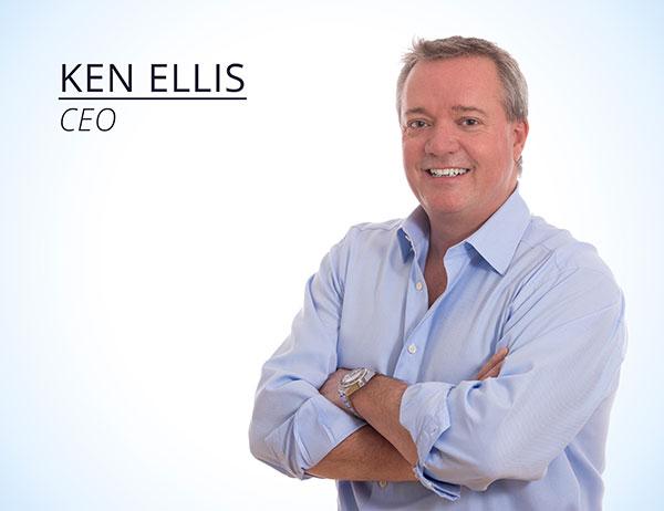Ken Ellis : CEO