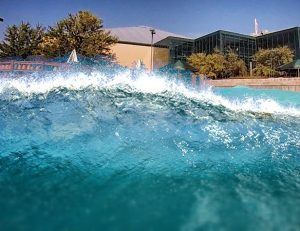 ADG Wavetek technology generation for wave pools