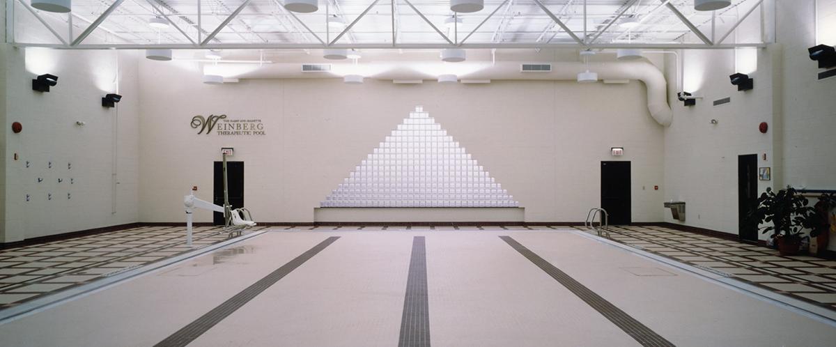 Movable Pool Floor Raised