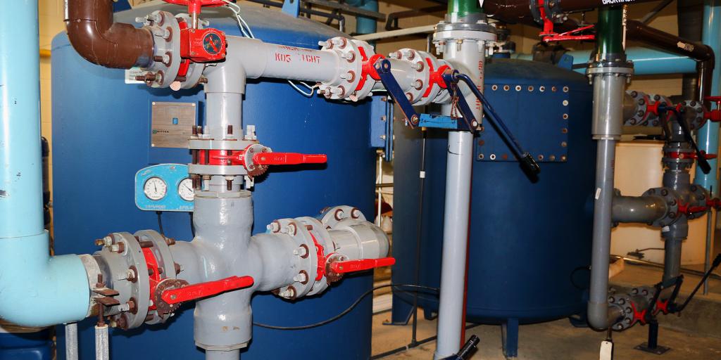 ADG Whitten Filtration System
