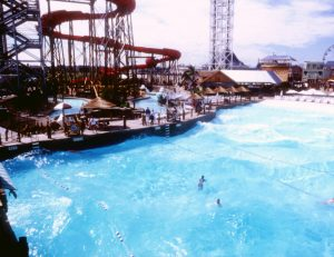 Elitch Gardens Wave Pool