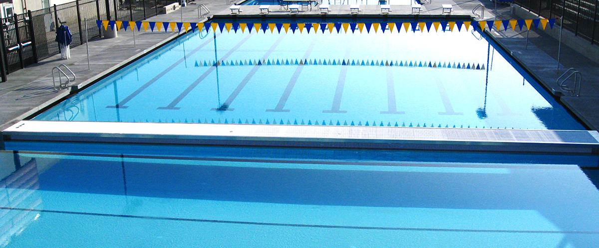 Pool Bulkheads Movable Swimming Pool Bulkheads