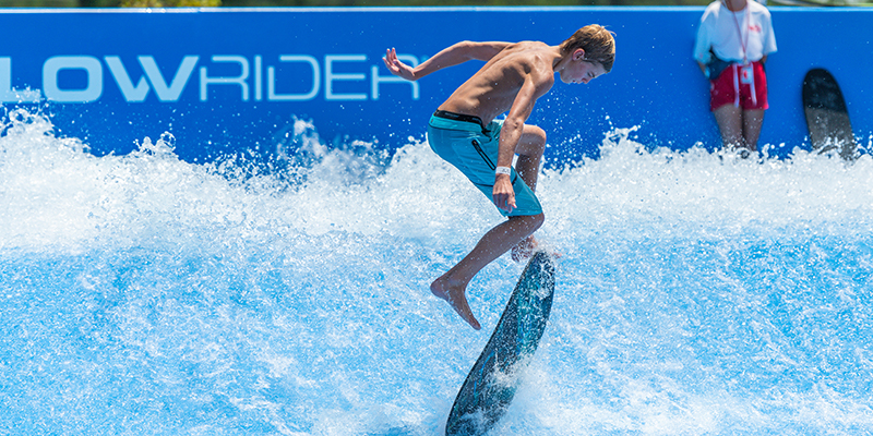 FlowRider Cove water ride