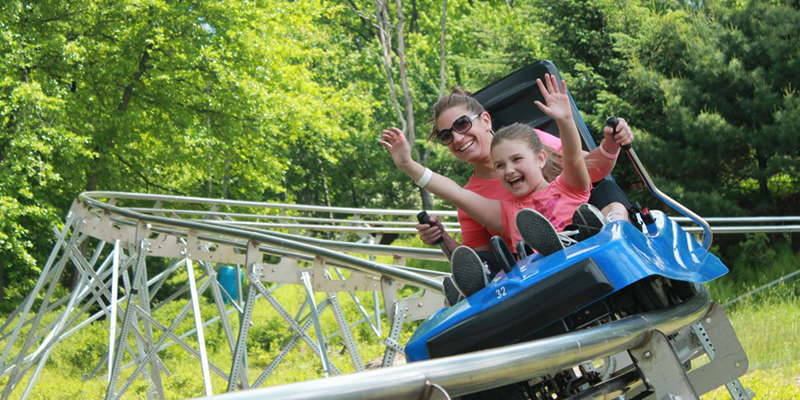 Longest Mountain Coaster