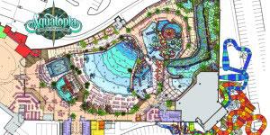 Aquatopia indoor waterpark concept