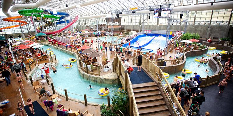 Mountain Indoor Waterpark