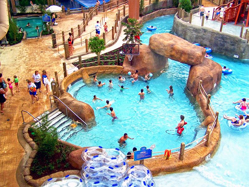 Massanutten Pool Play Area
