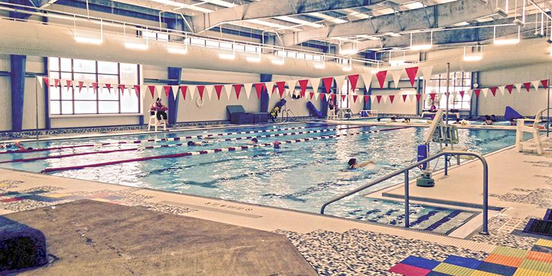 Syracuse YMCA_Pool