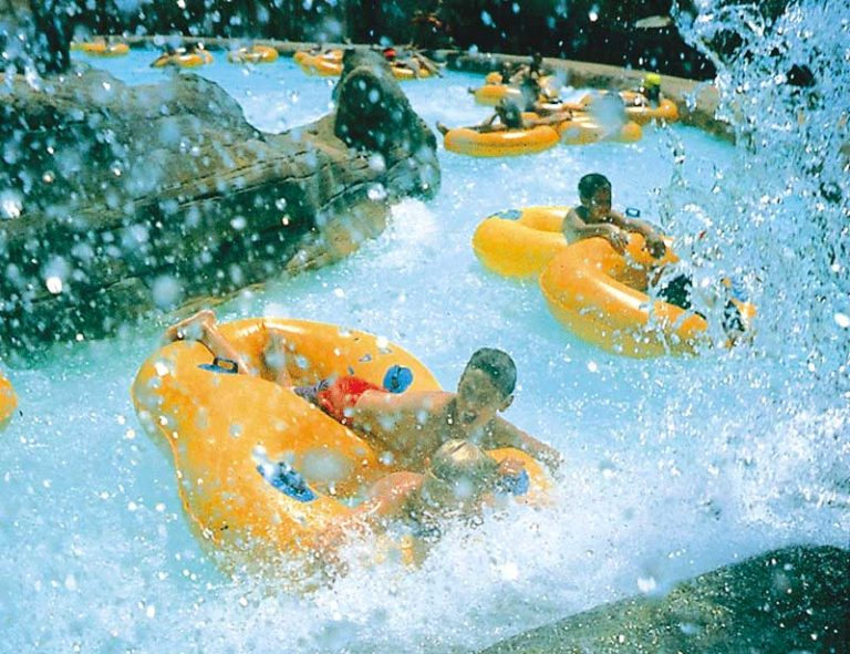Water Rides by ADG