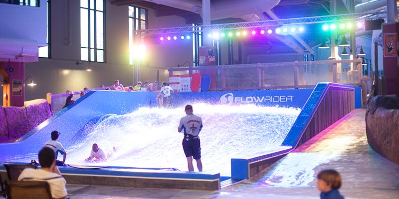 Aquatopia ADG FlowRider Surf Simulator