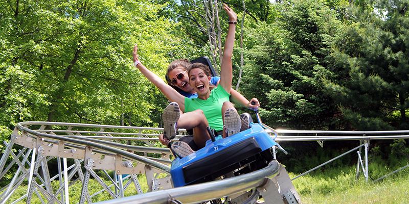 Camelback ADG Mountain Coaster