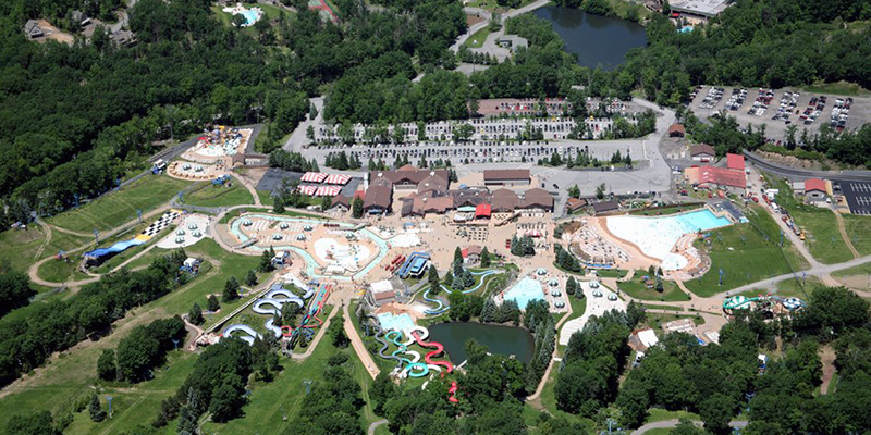 Camelback Mountain Resort and Camelbeach Water park