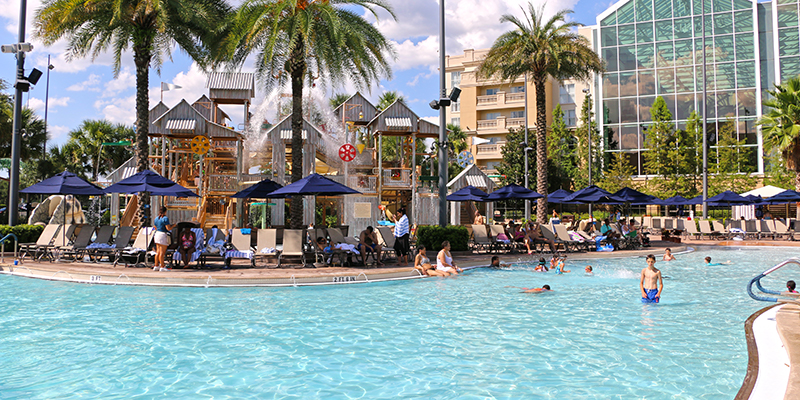 Gaylord Palms Cypress PooL