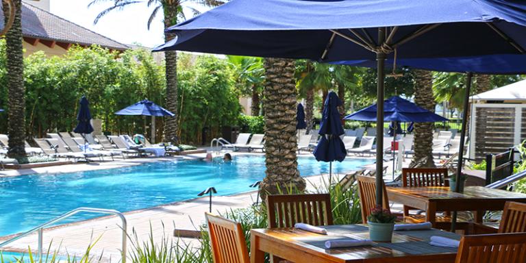 Food and Beverage at Resort