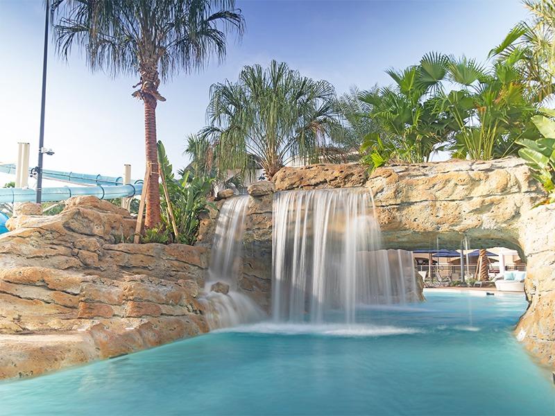 Gaylord Palms River Waterfall resort