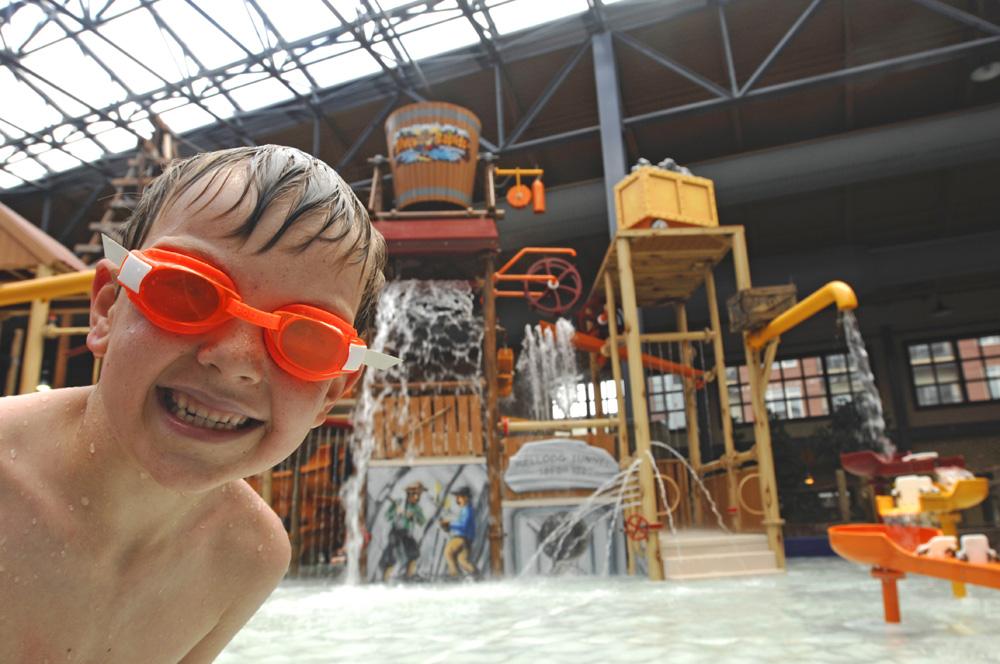 Silver Mountain Resort Indoor Waterpark