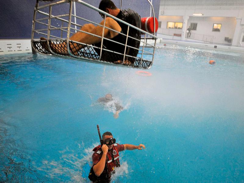 U.S. Coast Guard Pool