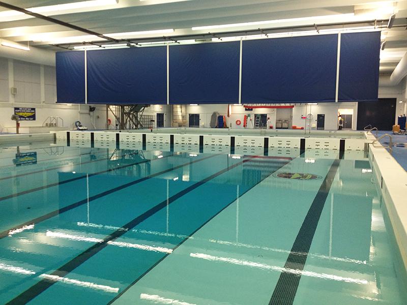 U.S. Coast Guard Bulkhead and Pool