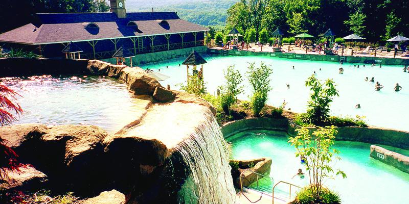 Mountain Creek Outdoor Waterpark