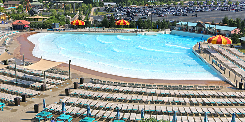 recreational wave pools